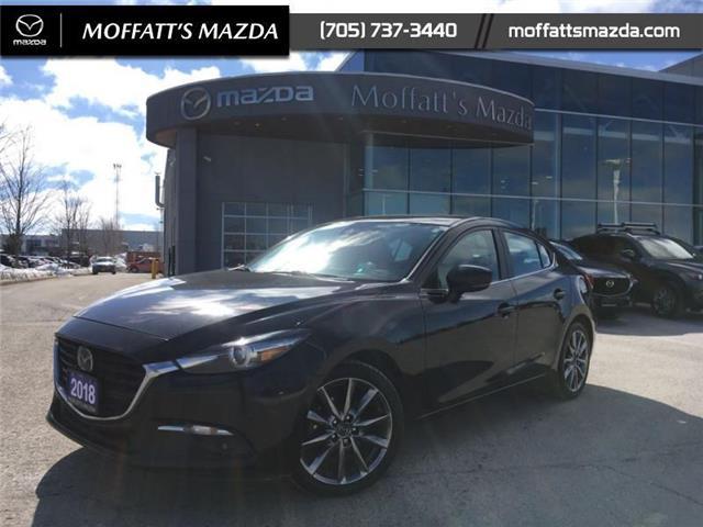 2018 Mazda Mazda3 GT (Stk: P8807A) in Barrie - Image 1 of 25