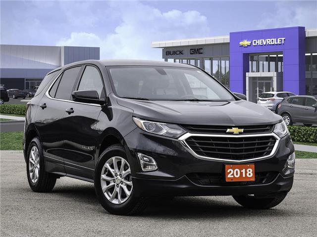 2018 Chevrolet Equinox LT (Stk: 161163A) in Markham - Image 1 of 27