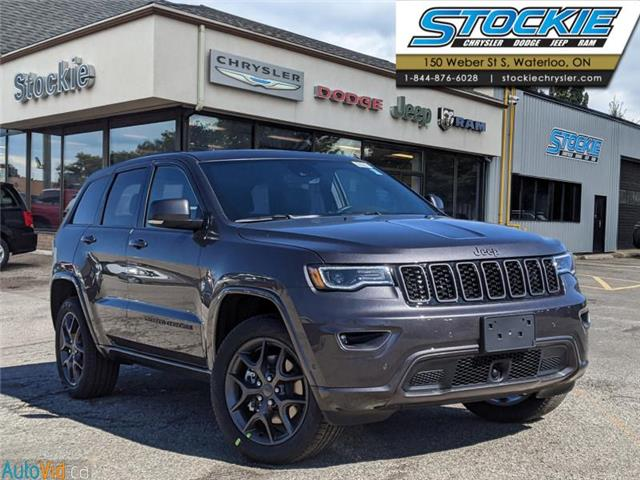 2021 Jeep Grand Cherokee Limited (Stk: 36102) in Waterloo - Image 1 of 15