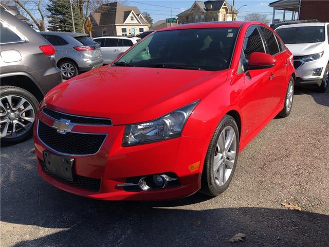 2014 Chevrolet Cruze 2LT (Stk: 10800) in Belmont - Image 1 of 21