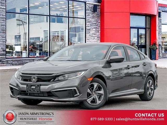 2021 Honda Civic LX (Stk: 221172) in Huntsville - Image 1 of 23