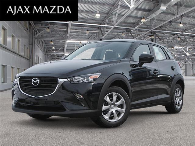 2021 Mazda CX-3 GX (Stk: 21-1372) in Ajax - Image 1 of 23