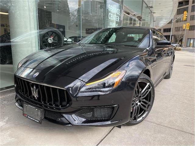 2021 Maserati Quattroporte S Q4 GranSport (Stk: 89MA) in Toronto - Image 1 of 28