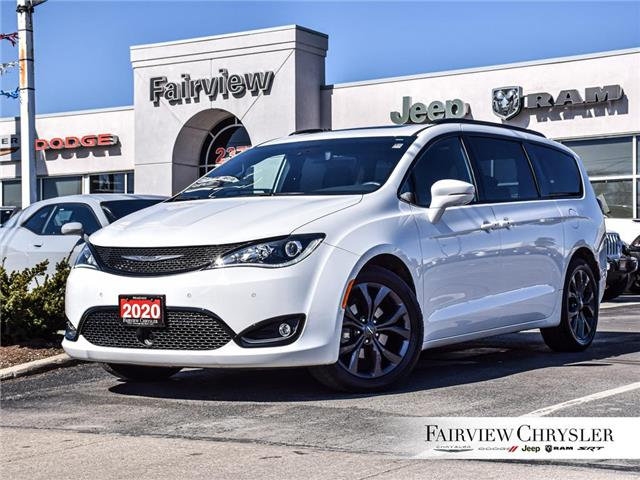 2020 Chrysler Pacifica Limited (Stk: U18411) in Burlington - Image 1 of 30
