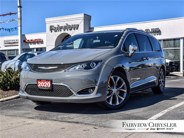 2020 Chrysler Pacifica Limited (Stk: U18419) in Burlington - Image 1 of 30