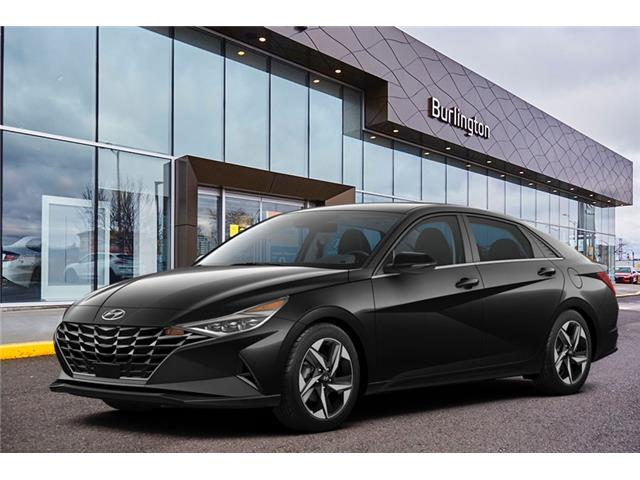 2021 Hyundai Elantra HEV Ultimate w/Two-Tone Interior (Stk: N2901) in Burlington - Image 1 of 3