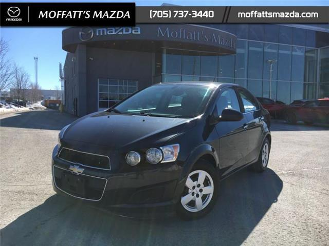 2014 Chevrolet Sonic LT Auto (Stk: 28971) in Barrie - Image 1 of 18