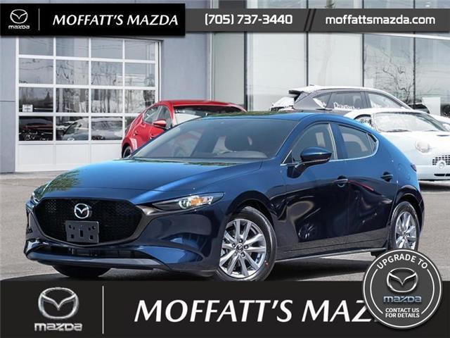 2021 Mazda Mazda3 Sport GX (Stk: P9009) in Barrie - Image 1 of 23