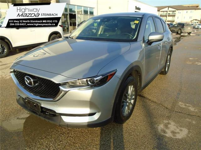 2017 Mazda CX-5 GS (Stk: A0327) in Steinbach - Image 1 of 30