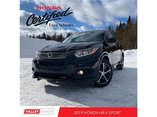 2019 Honda HR-V Sport (Stk: U5938A) in Woodstock - Image 1 of 9