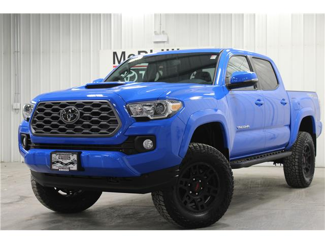 2021 Toyota Tacoma Base (Stk: T022360) in Winnipeg - Image 1 of 19