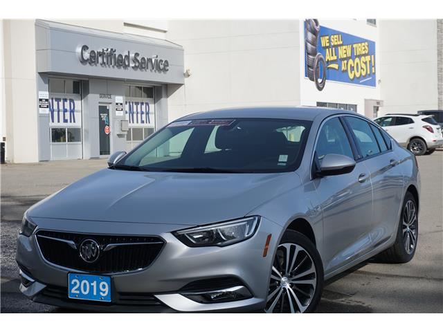 2019 Buick Regal Sportback Preferred II (Stk: P3655) in Salmon Arm - Image 1 of 26