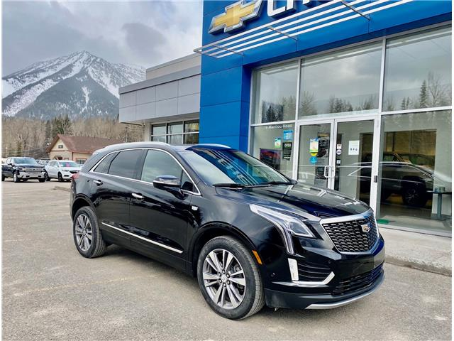 2020 Cadillac XT5 Premium Luxury (Stk: 88894M) in Fernie - Image 1 of 12