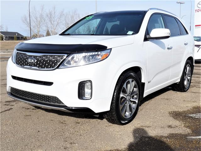 2015 Kia Sorento SX (Stk: RAM033A) in Lloydminster - Image 1 of 19