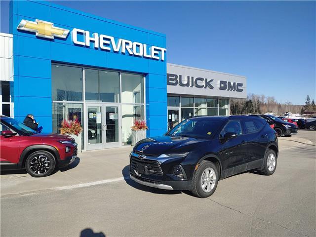 2021 Chevrolet Blazer LT (Stk: 21348) in Haliburton - Image 1 of 13