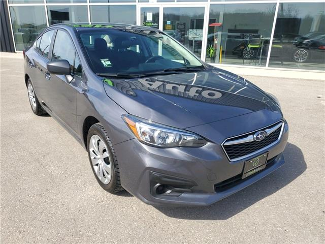 2018 Subaru Impreza Convenience (Stk: 5911 TILLSONBURG) in Tillsonburg - Image 1 of 30
