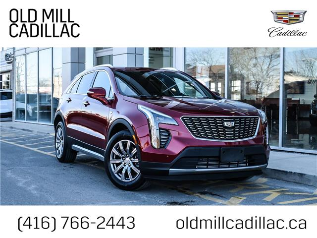 2021 Cadillac XT4 Premium Luxury (Stk: MF057092) in Toronto - Image 1 of 24