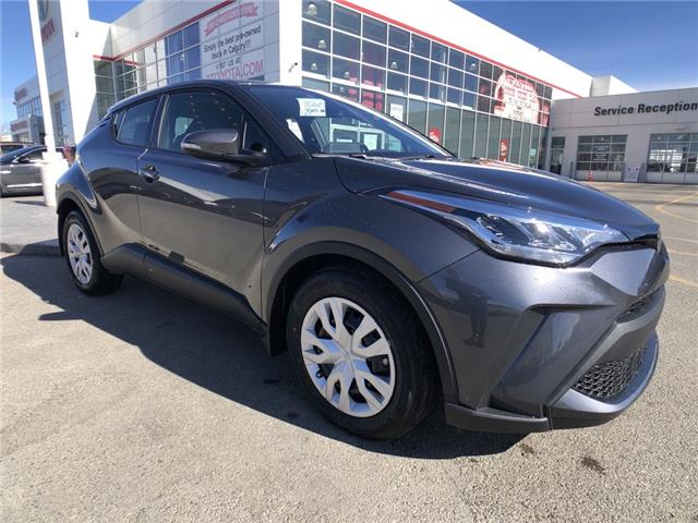2021 Toyota C-HR LE (Stk: 210412) in Calgary - Image 1 of 12