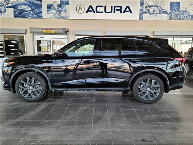 2022 Acura MDX A-Spec (Stk: 70010) in Saskatoon - Image 1 of 28