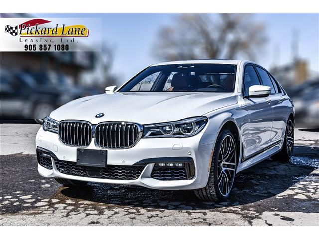 2018 BMW 750i xDrive (Stk: 527190) in Bolton - Image 1 of 24