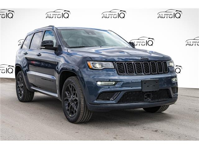 2021 Jeep Grand Cherokee Limited (Stk: 44619) in Innisfil - Image 1 of 29