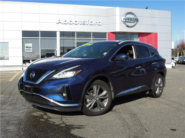 2019 Nissan Murano Platinum (Stk: A19332) in Abbotsford - Image 1 of 28