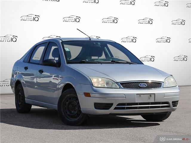 2007 Ford Focus  Silver