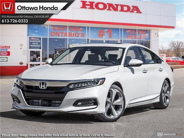 2021 Honda Accord Touring 1.5T (Stk: 345000) in Ottawa - Image 1 of 11