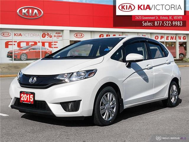 2015 Honda Fit LX (Stk: A1753A) in Victoria - Image 1 of 25