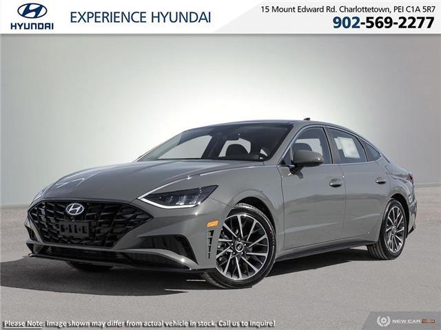 2021 Hyundai Sonata Luxury (Stk: N1249) in Charlottetown - Image 1 of 23