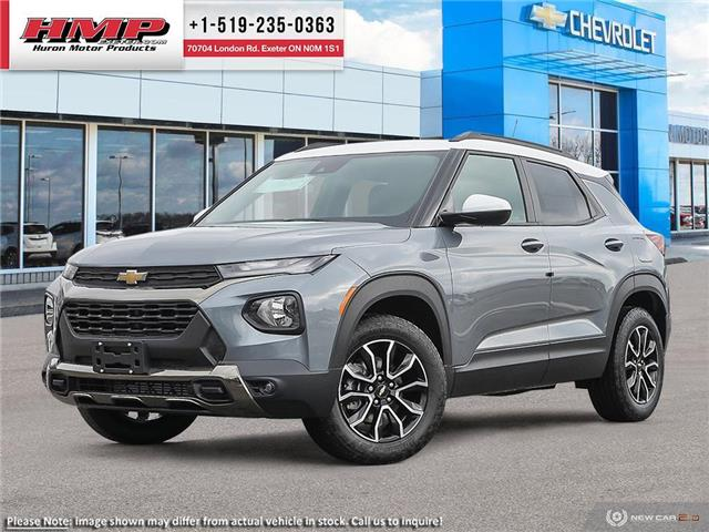 2021 Chevrolet TrailBlazer ACTIV (Stk: 90123) in Exeter - Image 1 of 21