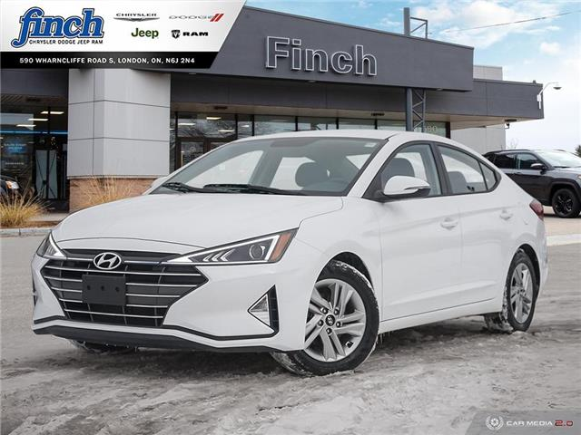 2020 Hyundai Elantra  (Stk: 100784) in London - Image 1 of 27