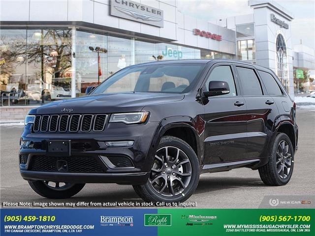 2021 Jeep Grand Cherokee Overland (Stk: 21581) in Brampton - Image 1 of 23