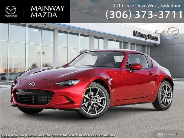 2021 Mazda MX-5 RF GT (Stk: M21218) in Saskatoon - Image 1 of 21