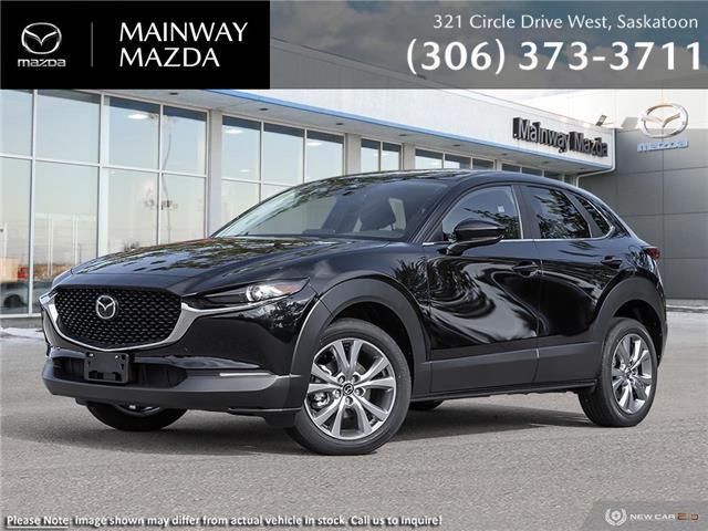 2021 Mazda CX-30 GS Luxury (Stk: M21231) in Saskatoon - Image 1 of 23