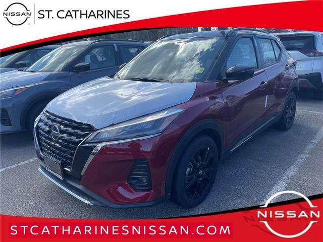 2021 Nissan Kicks SR (Stk: KI21002) in St. Catharines - Image 1 of 5