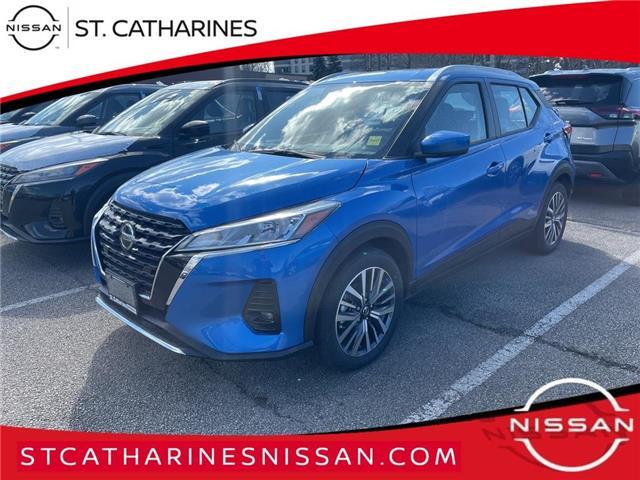 2021 Nissan Kicks SV CVT (Stk: KI21009) in St. Catharines - Image 1 of 5