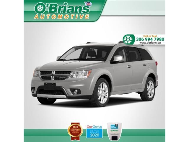 2014 Dodge Journey SXT (Stk: 14296A) in Saskatoon - Image 1 of 1