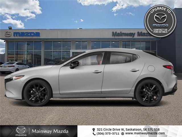 2021 Mazda Mazda3 GT w/Turbo Auto i-ACTIV (Stk: M21242) in Saskatoon - Image 1 of 1