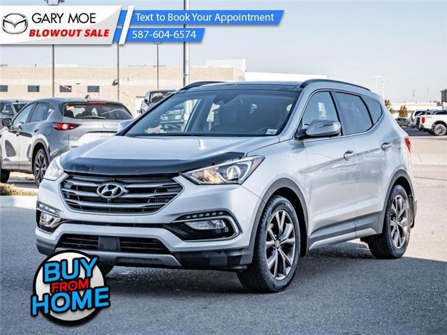 2018 Hyundai Santa Fe Sport Ultimate AWD (Stk: 21-1726A) in Lethbridge - Image 1 of 30