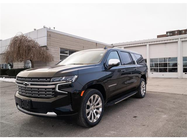 2021 Chevrolet Suburban Premier (Stk: M146) in Chatham - Image 1 of 27