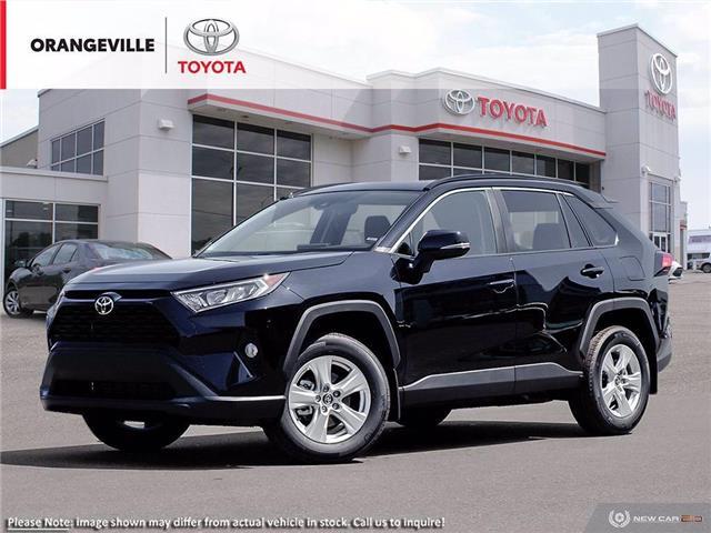 2021 Toyota RAV4 XLE (Stk: 21277) in Orangeville - Image 1 of 23