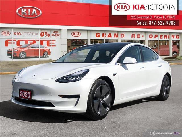 2020 Tesla Model 3 Standard Range (Stk: A1797) in Victoria - Image 1 of 23