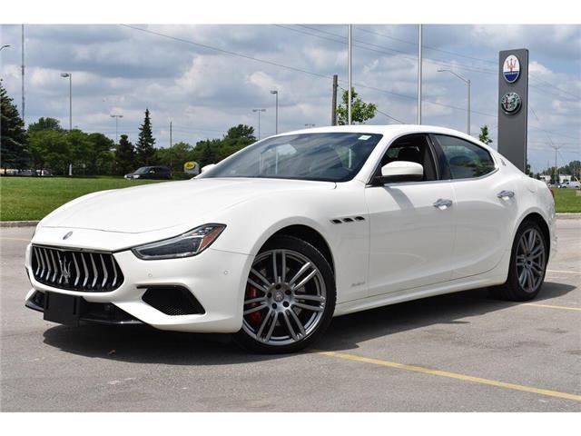 2018 Maserati Ghibli  (Stk: M18053A) in London - Image 1 of 30