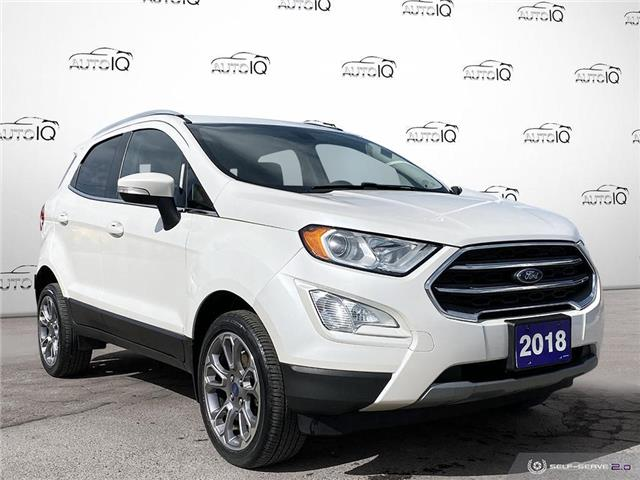 2018 Ford EcoSport Titanium (Stk: 1029A) in St. Thomas - Image 1 of 28