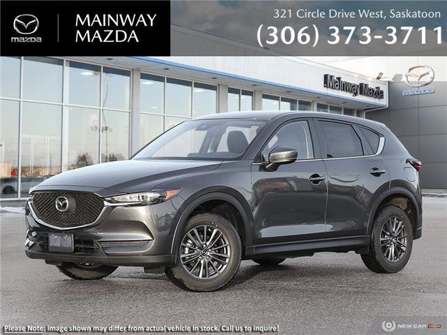 2021 Mazda CX-5 GX (Stk: M21047) in Saskatoon - Image 1 of 23