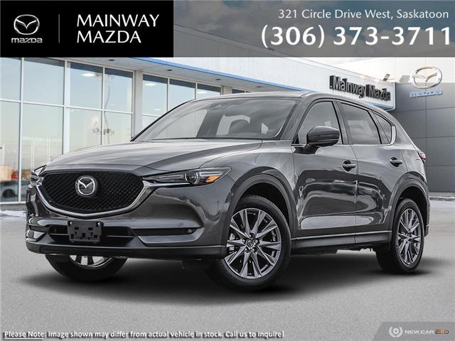 2021 Mazda CX-5 GT (Stk: M21163) in Saskatoon - Image 1 of 23