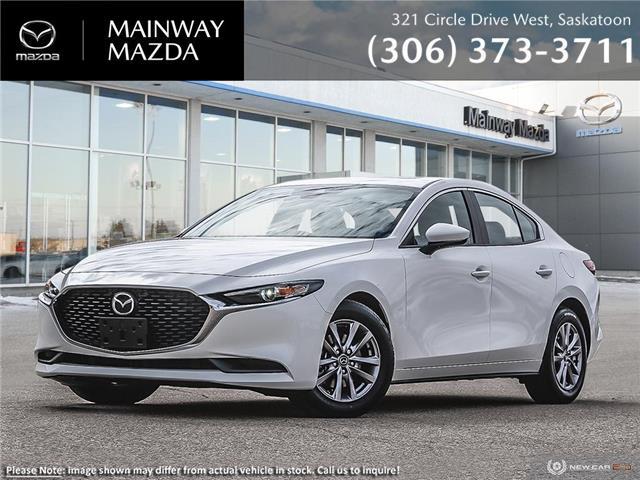 2021 Mazda Mazda3 GS (Stk: M21158) in Saskatoon - Image 1 of 23