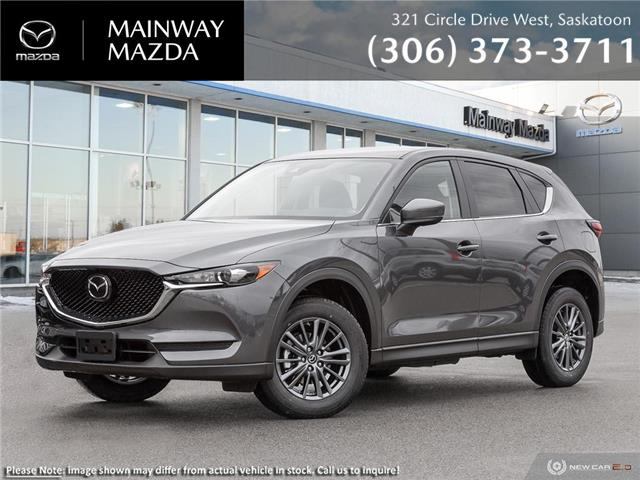 2021 Mazda CX-5 GS (Stk: M21044) in Saskatoon - Image 1 of 23