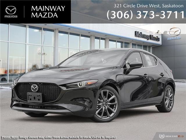 2021 Mazda Mazda3 Sport GT w/Premium Package (Stk: M21159) in Saskatoon - Image 1 of 23